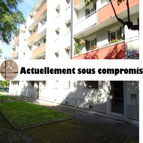Offres de vente Appartement Fontaine 38600