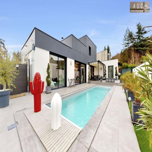 Offres de vente Maison Saint-Alban-de-Roche 38080