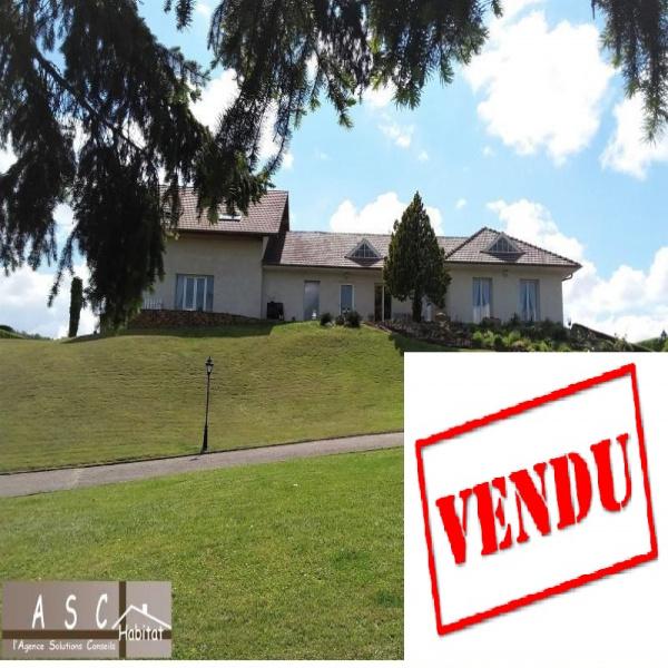 Offres de vente Maison Chozeau 38460