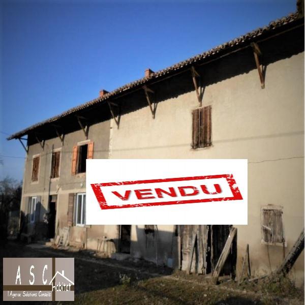 Offres de vente Maison Saint-Savin 38300