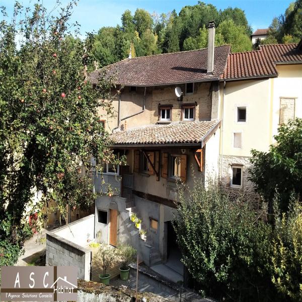Offres de vente Maison Bourgoin-Jallieu 38300