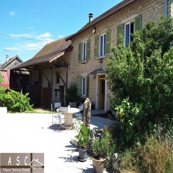 Offres de vente Maison Hières-sur-Amby 38118