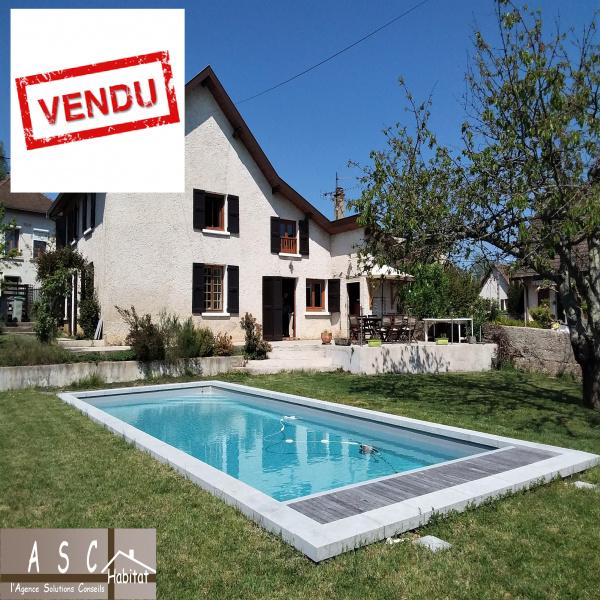 Offres de vente Maison Morestel 38510