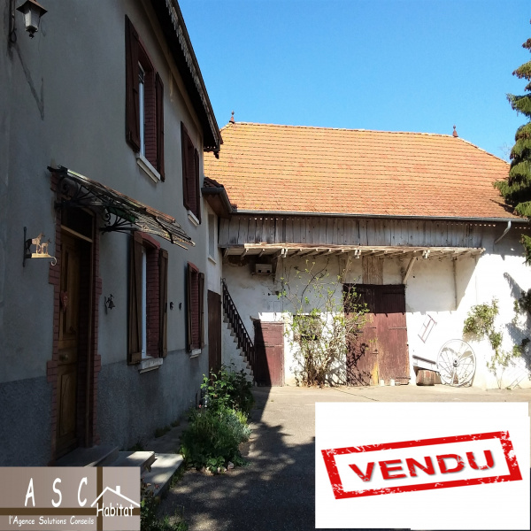 Offres de vente Maison Vignieu 38890